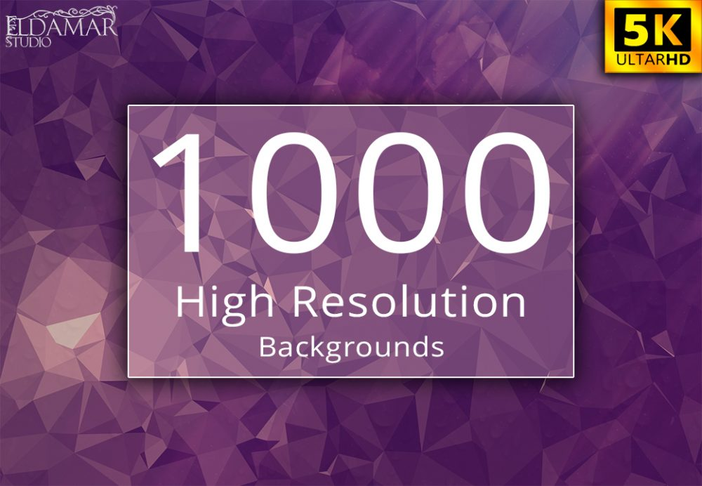 Get 1000 High Resolution Backgrounds Bundle Worth 300 dollars with commercial license