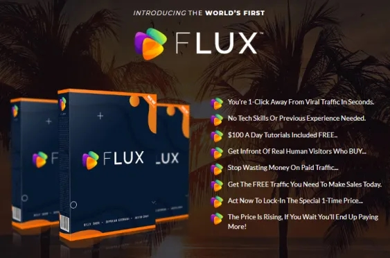 Flux Story App - 6 in 1 Visual Story Creator Apps