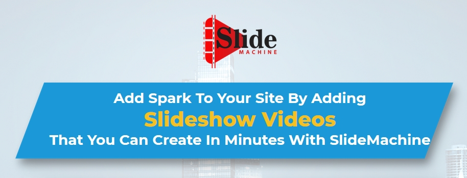 Add Spark To Your Site By Adding Slideshow Videos That You Can Create In Minutes