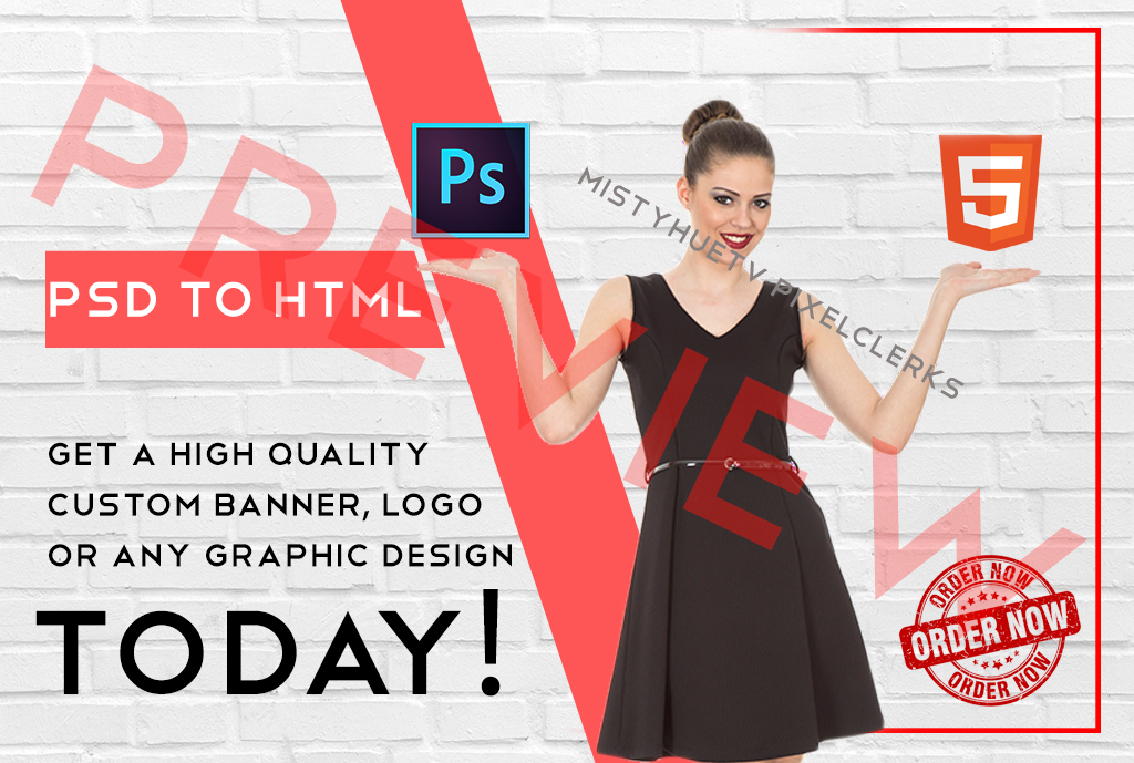 High Quality Graphic Designs for your Business, ad campaigns, banners and flyers