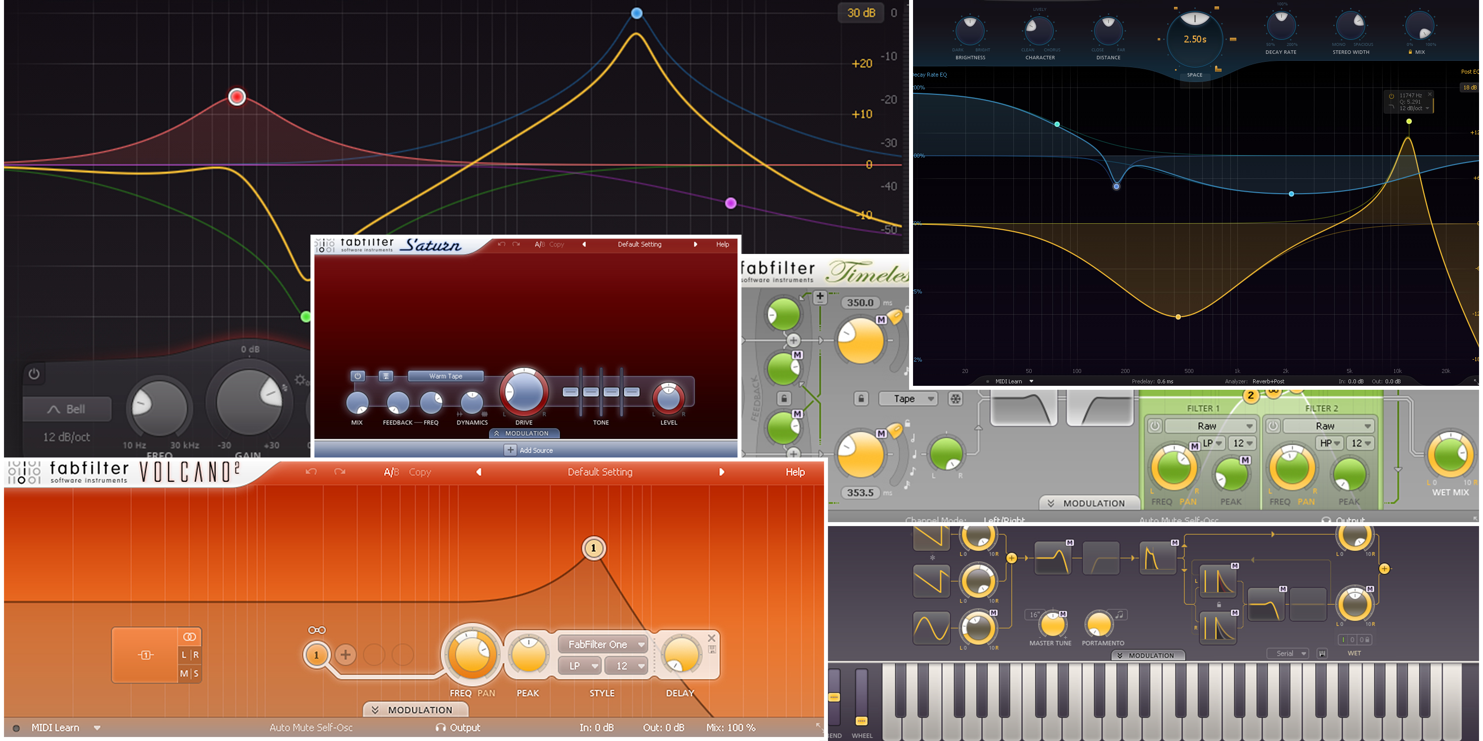 I will Give 30+ VOCAL, Audio Mixing And Mastering Plugins For Your Music Tracks for