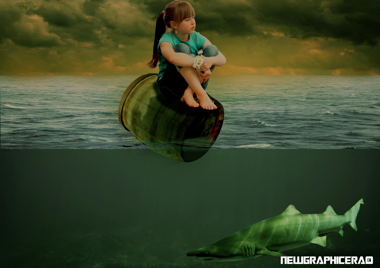 I will create any digital art manipulation photoshop work