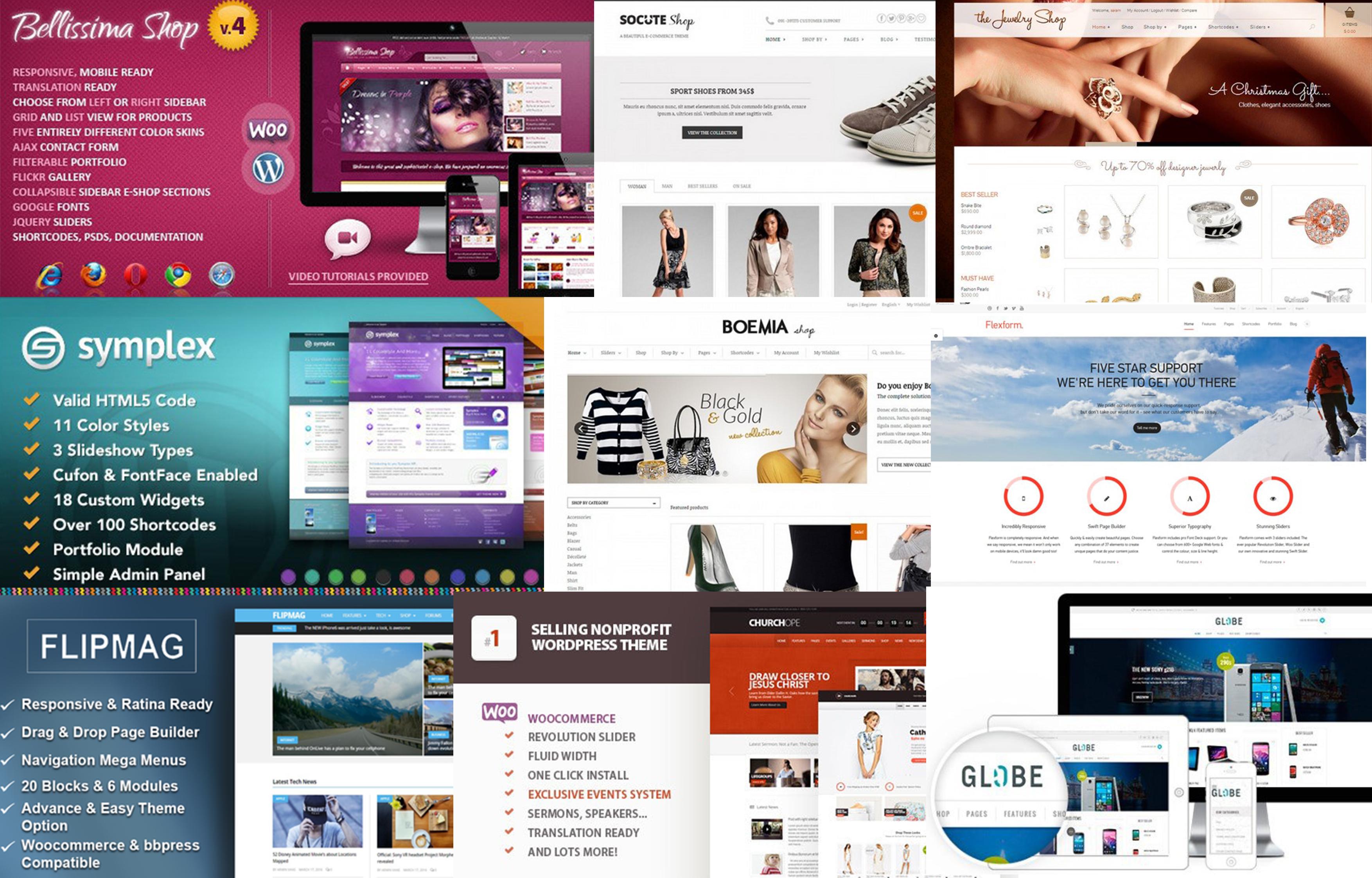 I will Give Genuine 170 Wordpress Themes and 150 Wordpress Plugins