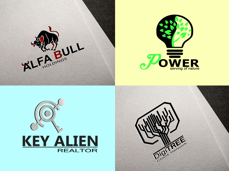 Creative And Professional Logo Withing 24 Hours