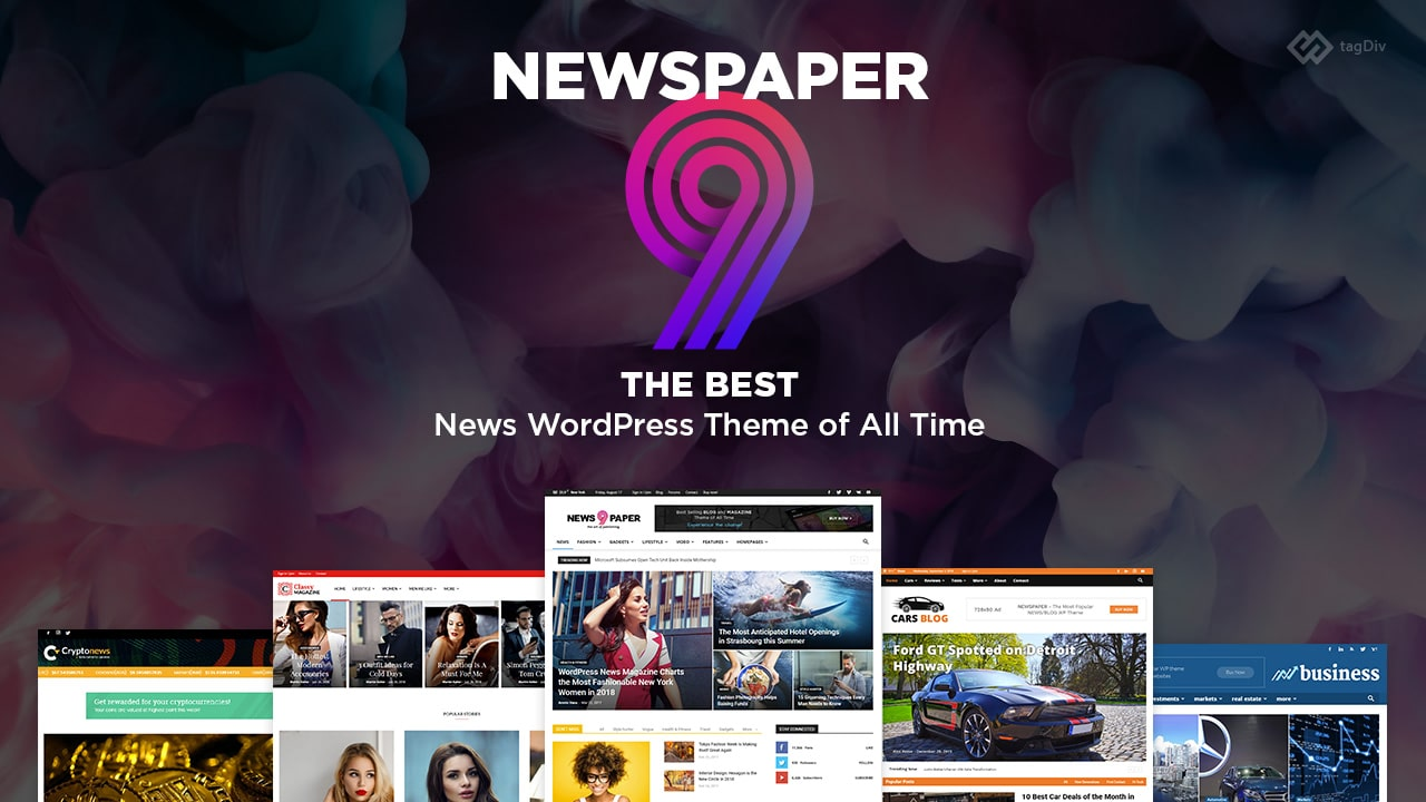 I will install licensed newspaper wordpress theme for your website