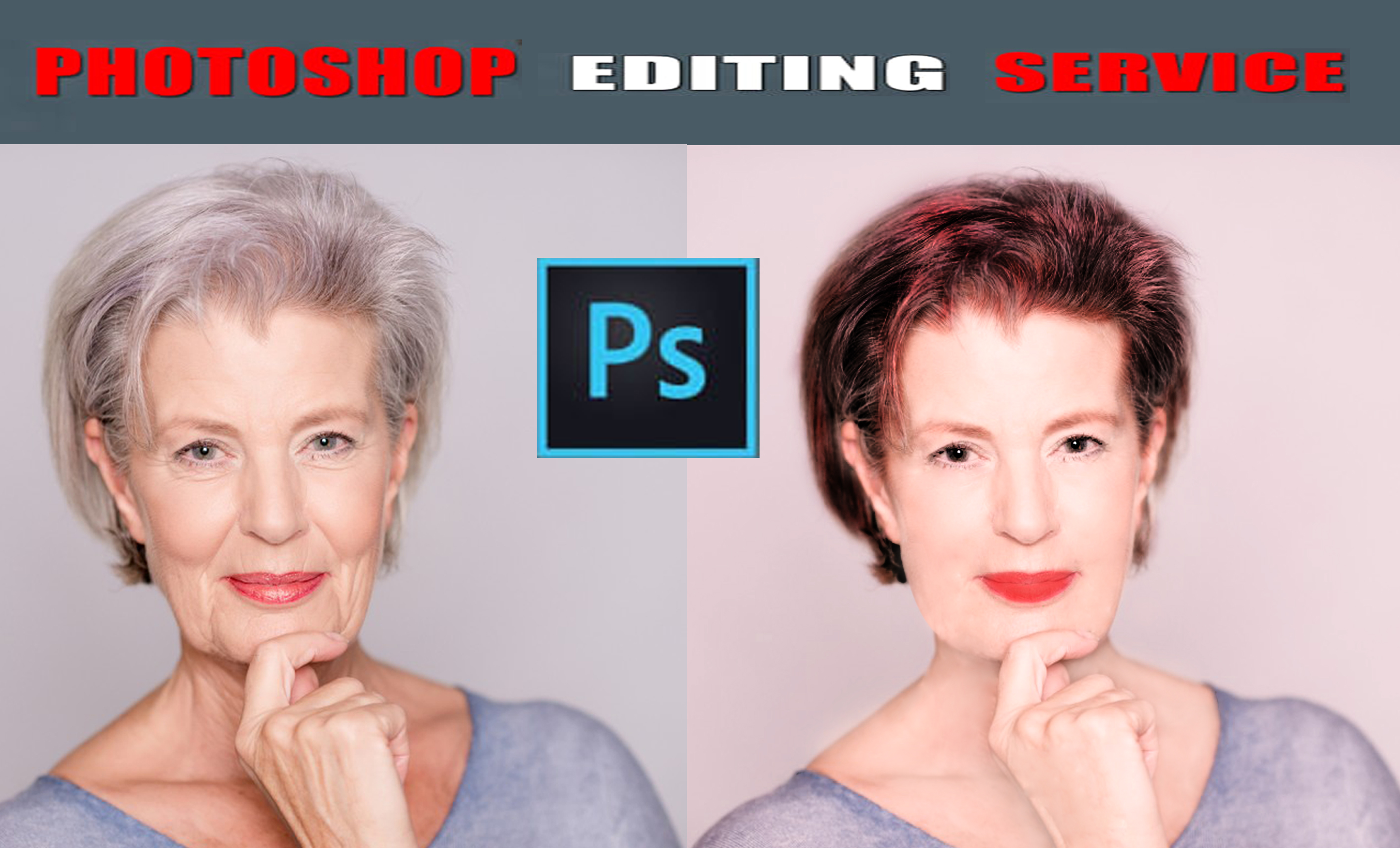 Photoshop Editing Service to edit your photo