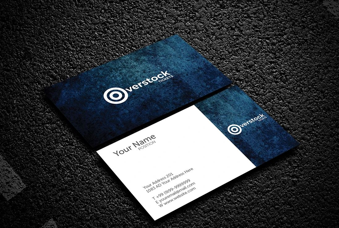 Do A Professional Business Card Design Within 24 Hours