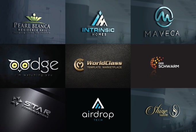 Design Unique and Stylish Logo