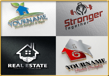 I'll Design a Professional Looking Logo