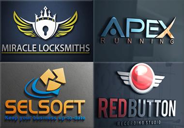 I'll Design Professional Company Logo