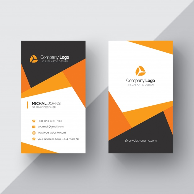 Design a professional and high quality business card