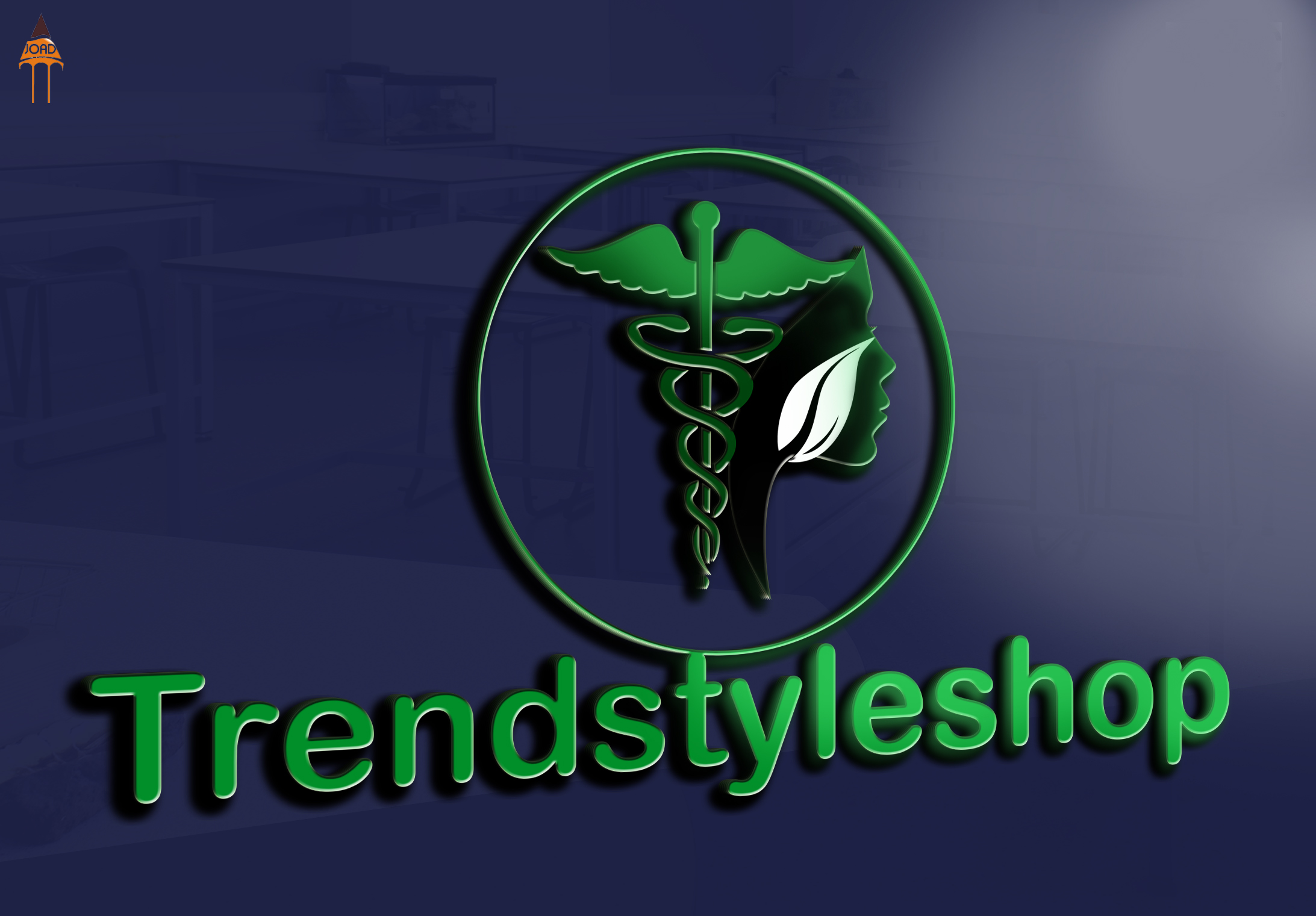 Amazing logo design for you right here