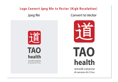 Convert Low Resolution Logo into High Resolution