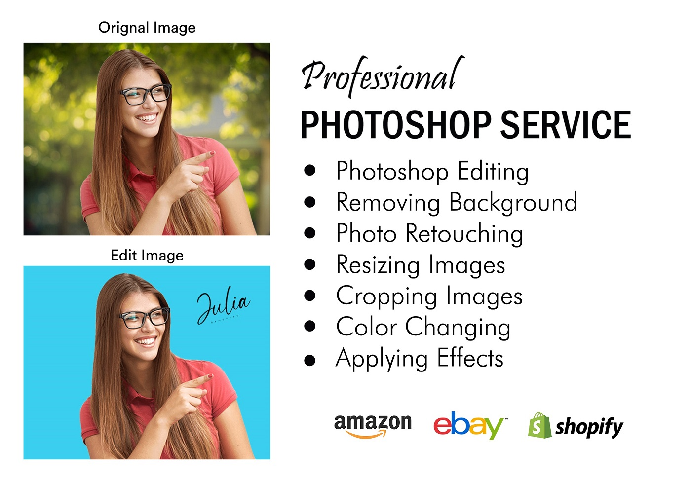 I will Do All Type Of Photoshop Editing Jobs