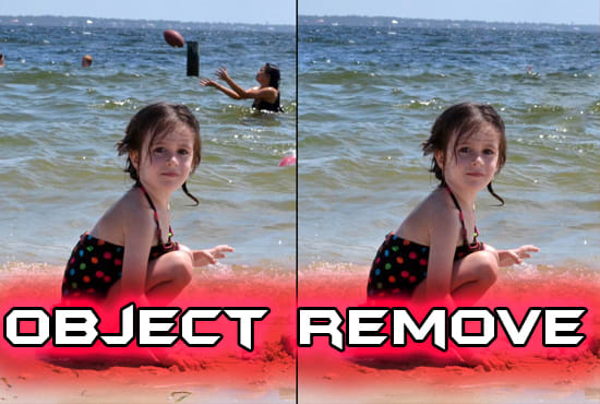 I will remove any object or persons from photos with fast and clean delivery in 2h