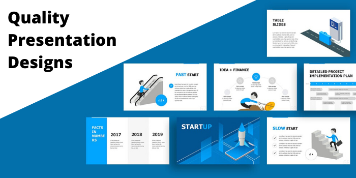design a powerpoint template and powerpoint presentation