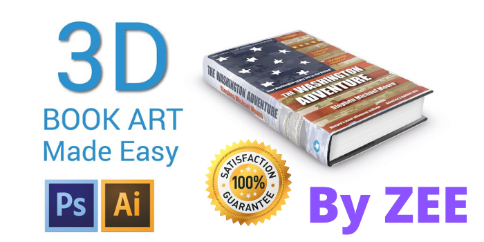3D Book Cover Design, Kindle Design, Catalog Design, Magazine Design , epub Professioanlly