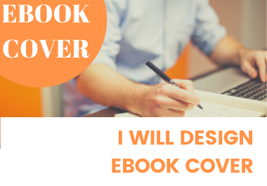I will design Ebook cover for your Ebook- With 3 Revision