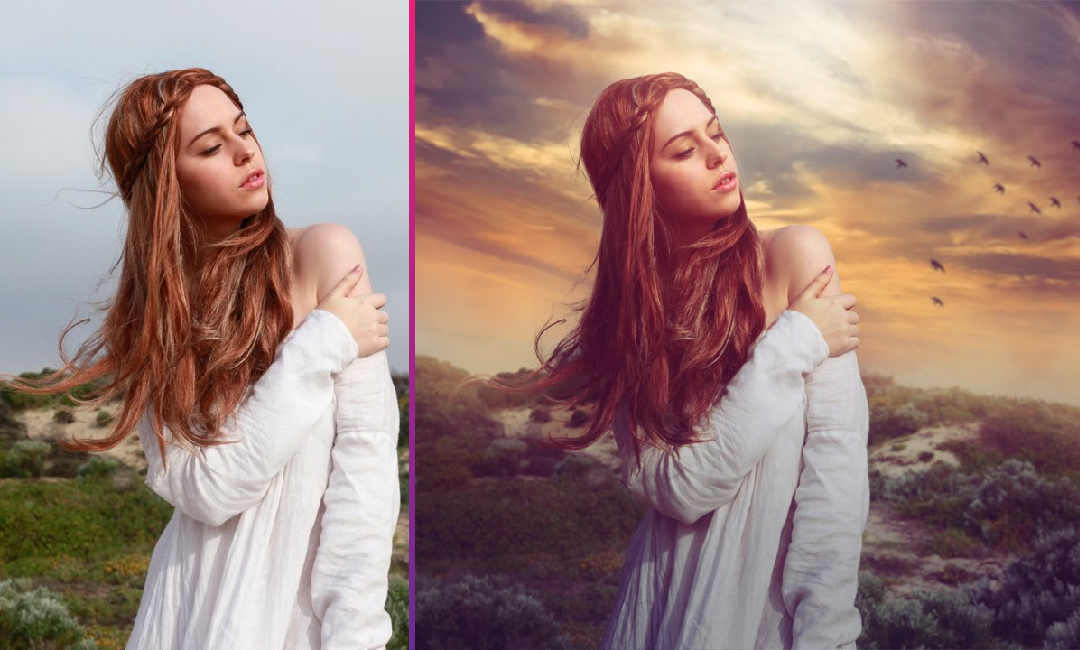 Create any photo design, editing, enhancing, background removal, photomontage