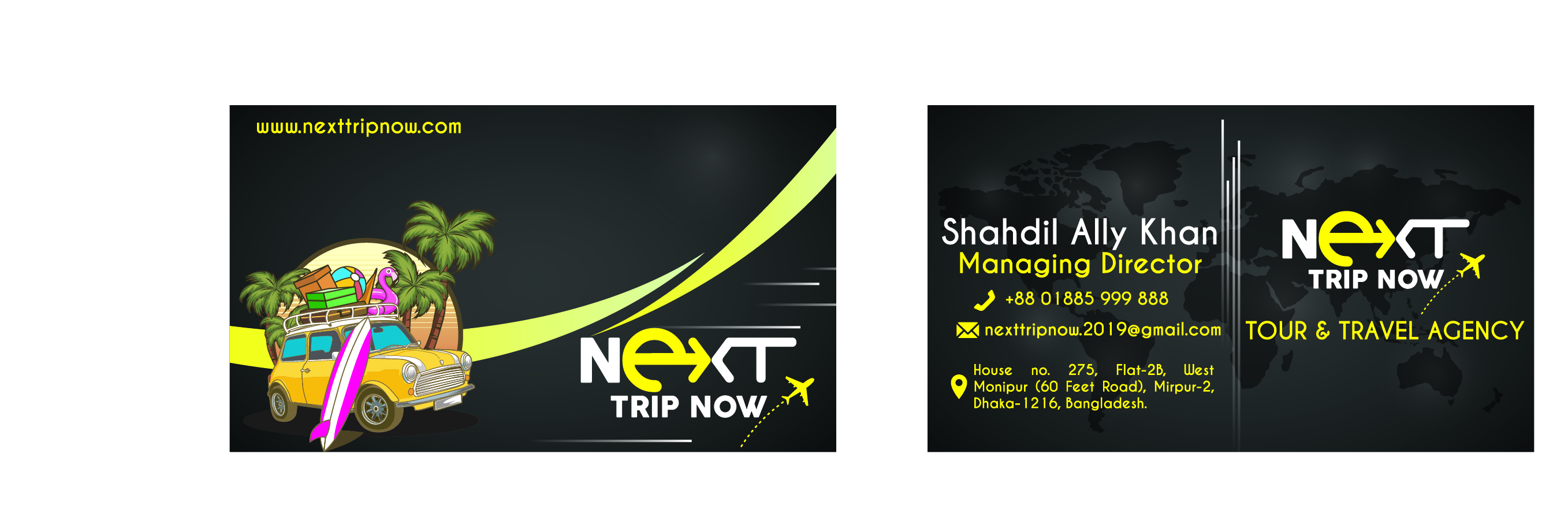 I will do businesscarddesign for your business