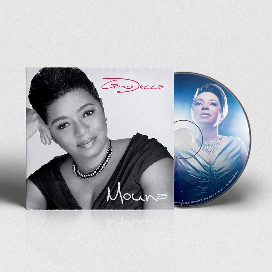 I will design your album cover
