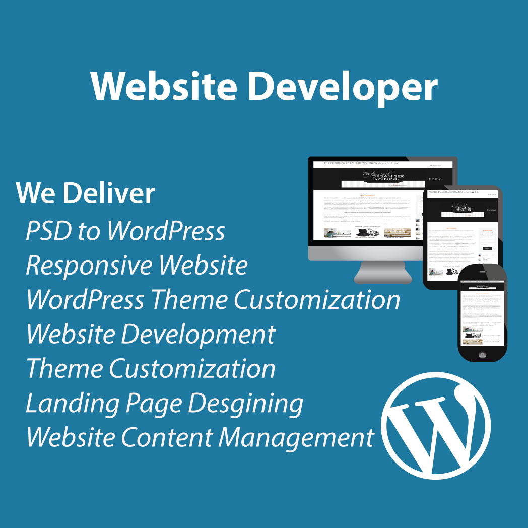 i will create manage and maintain your website