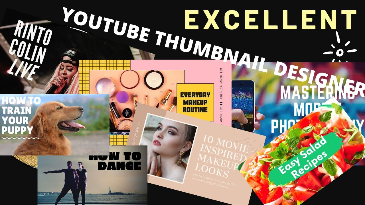 I will design Super thumbnail for you within 24 hours