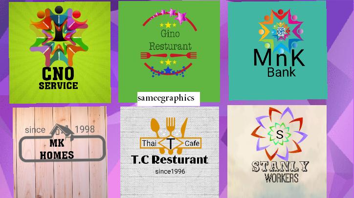 I wiil design great eye caching logo