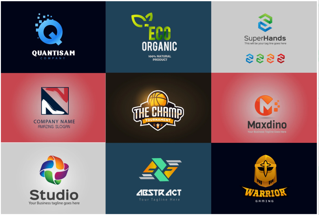Professional Attractive Logo in 24 hours