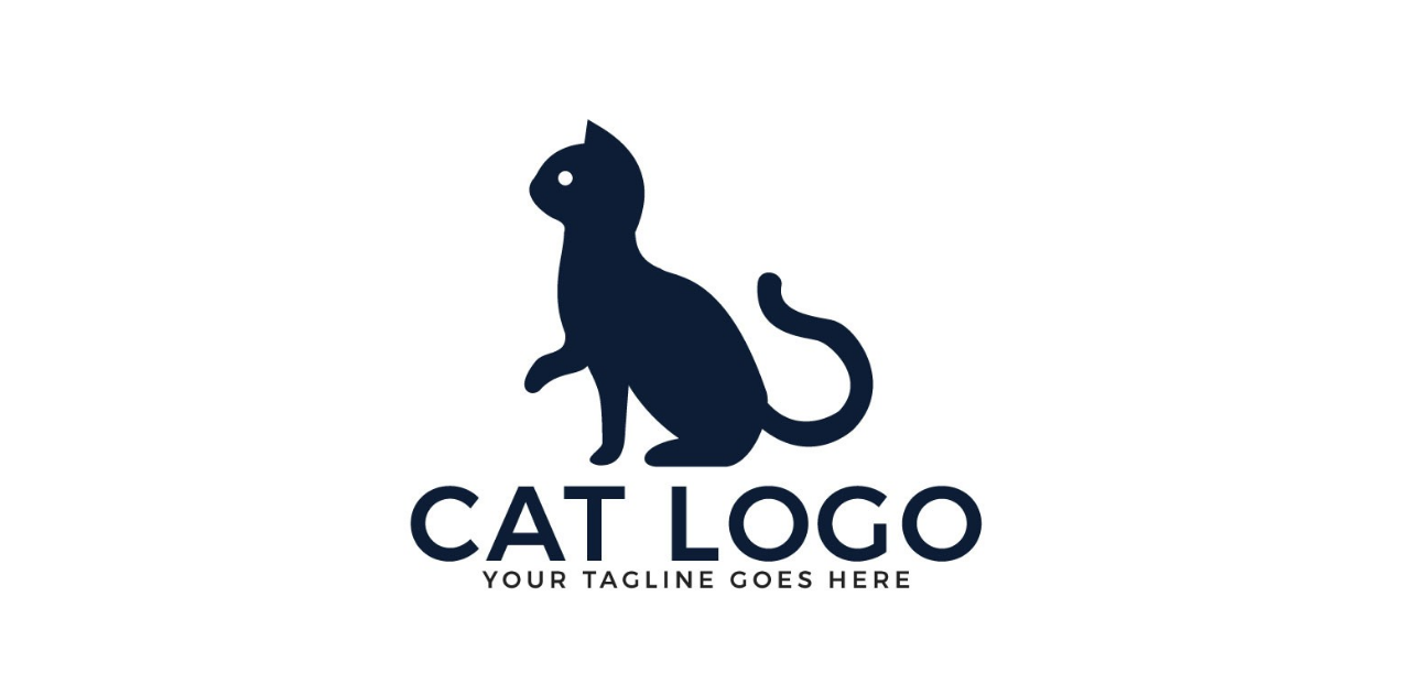 Cat Logo Design Best Logo Desgin