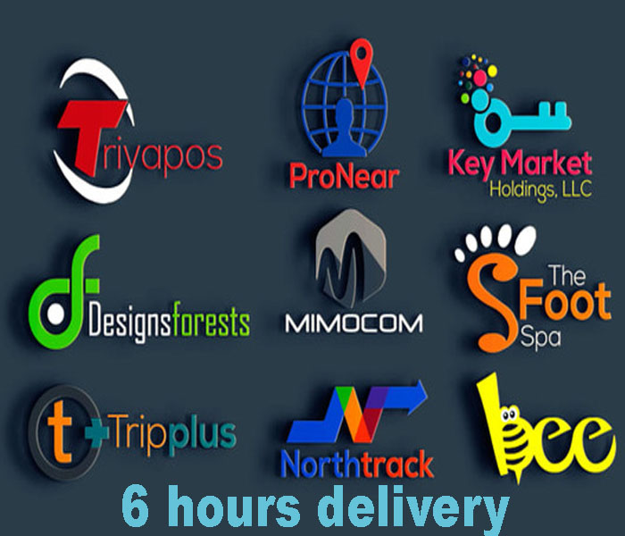 I will create modern luxury business logo design in 5 hours