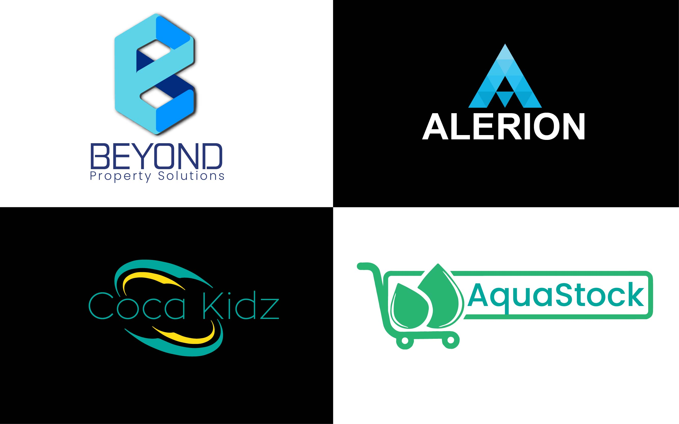 I will do stylish and branded logo design for you