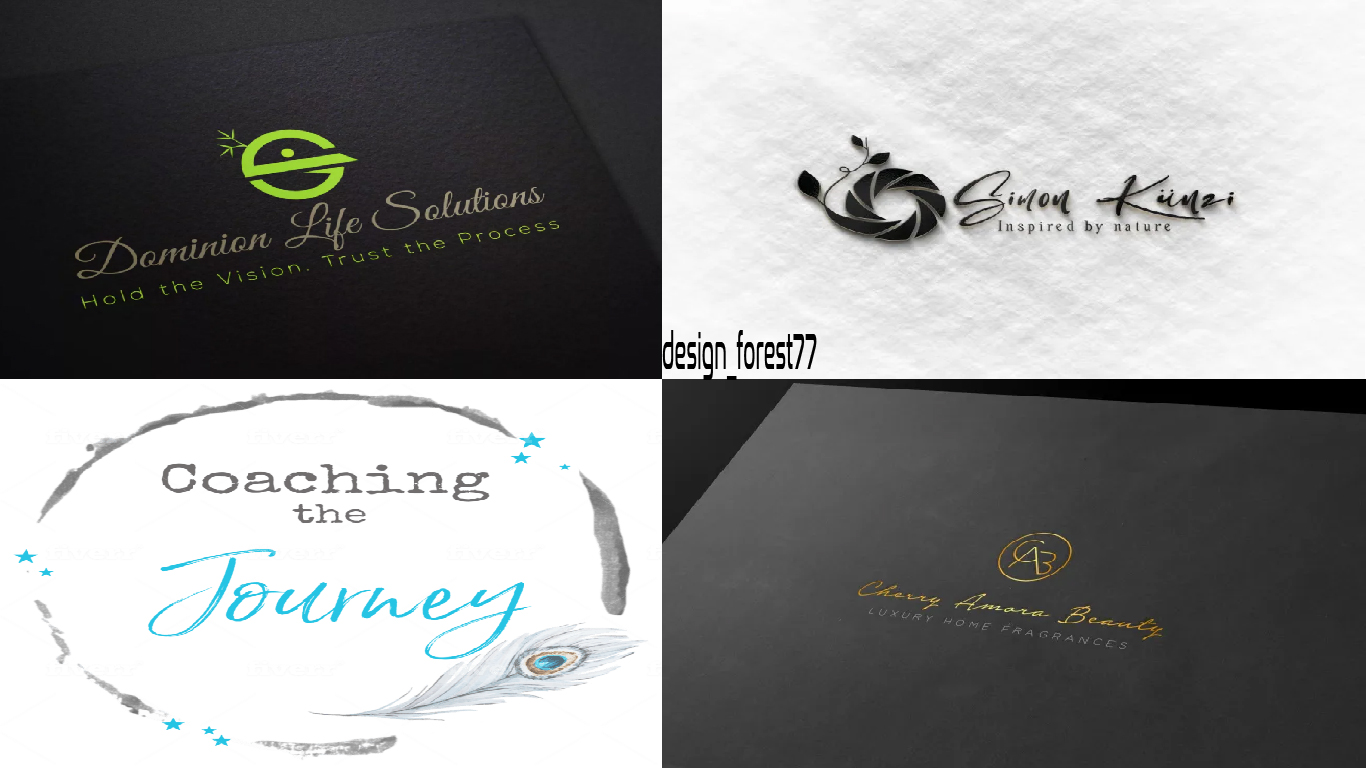 I will design creative logo for your business