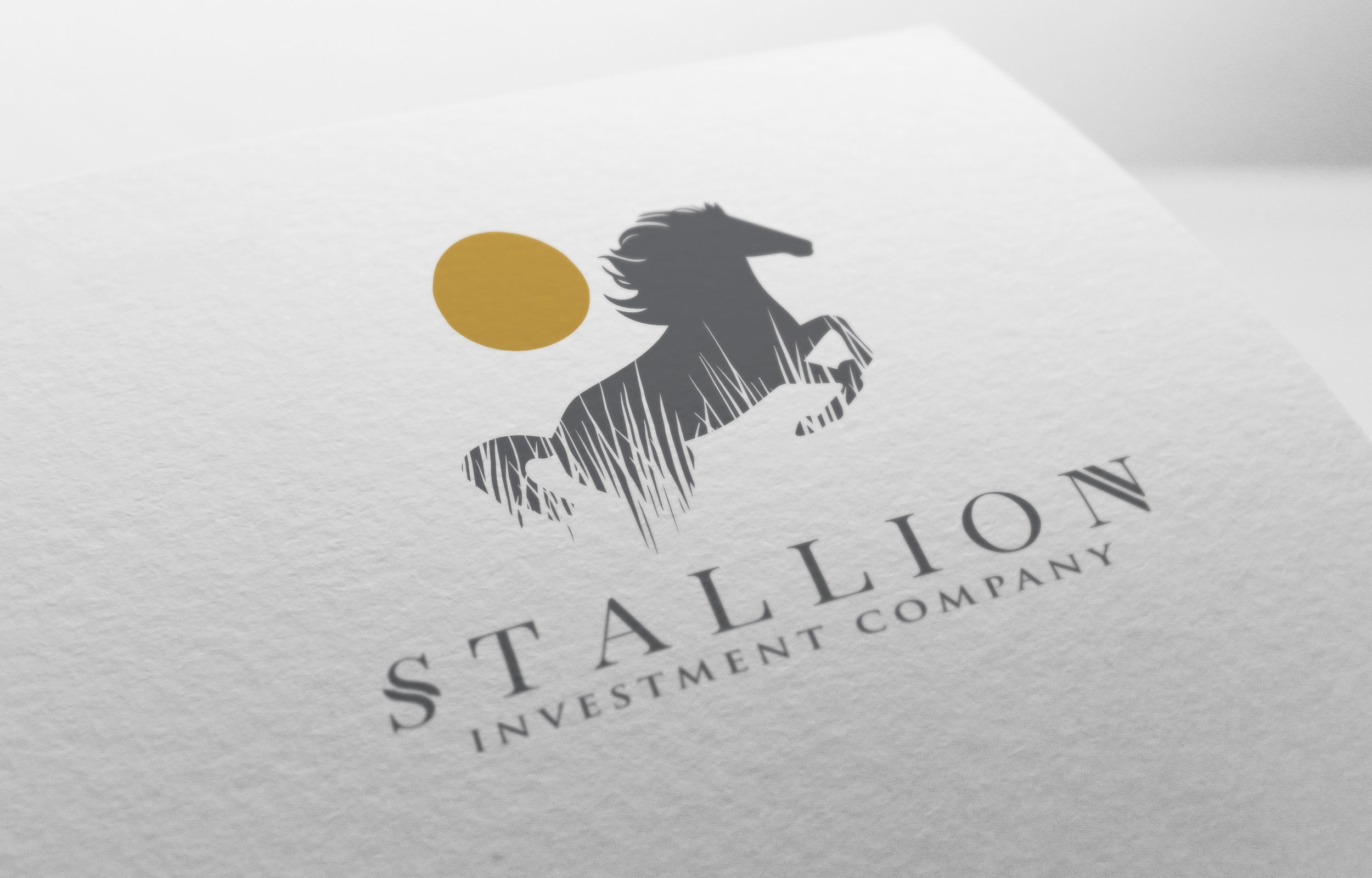 I will create a classy elegant logo for you with in 24 hours