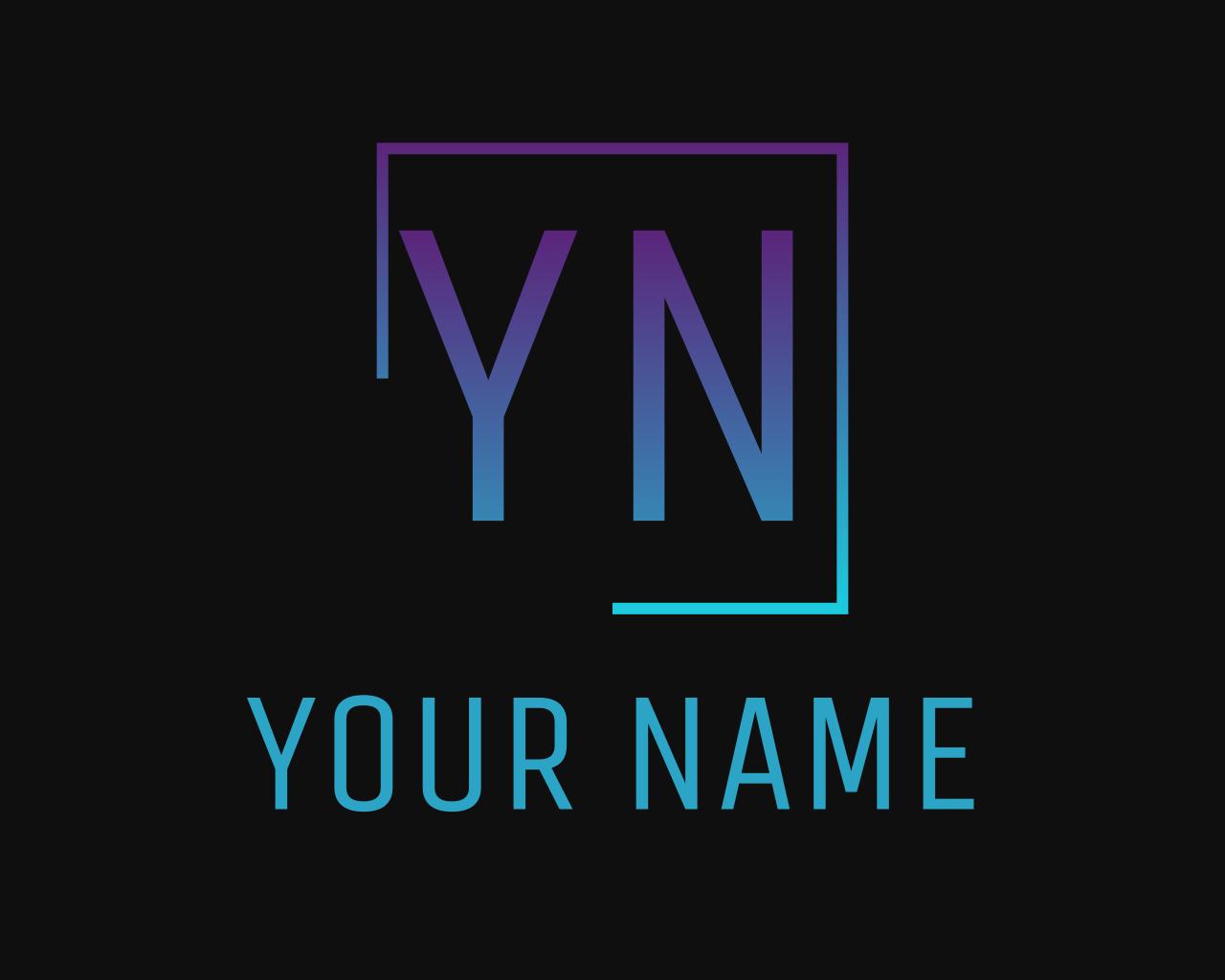 I Will Design Square Letter Logo