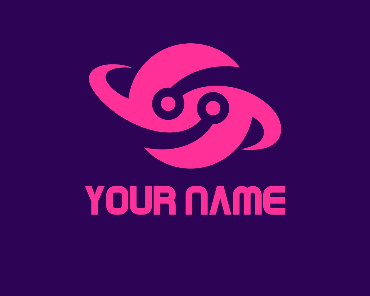I Will Design Tech Planet World Logo