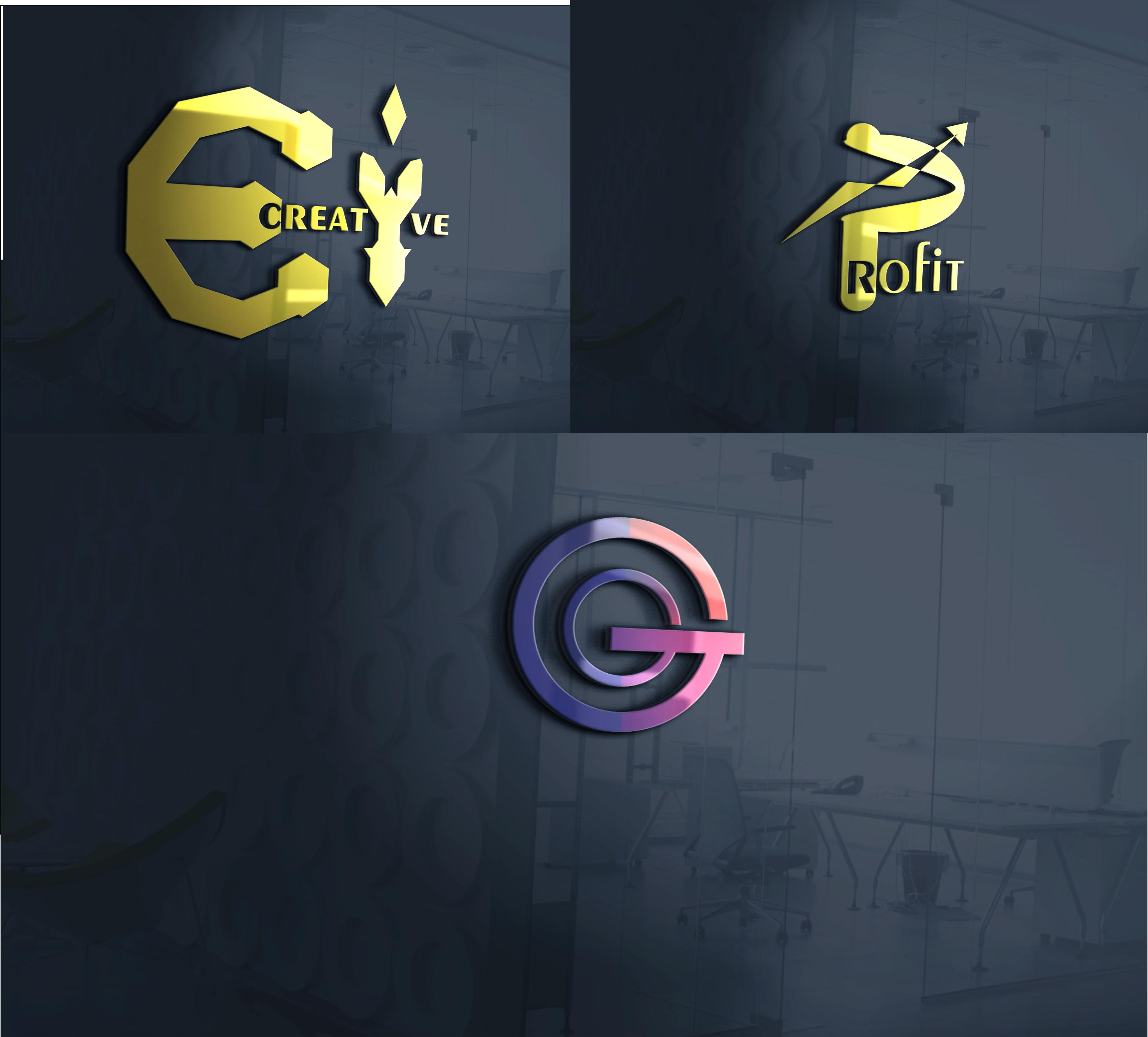 I will make 3 elegant logos for you
