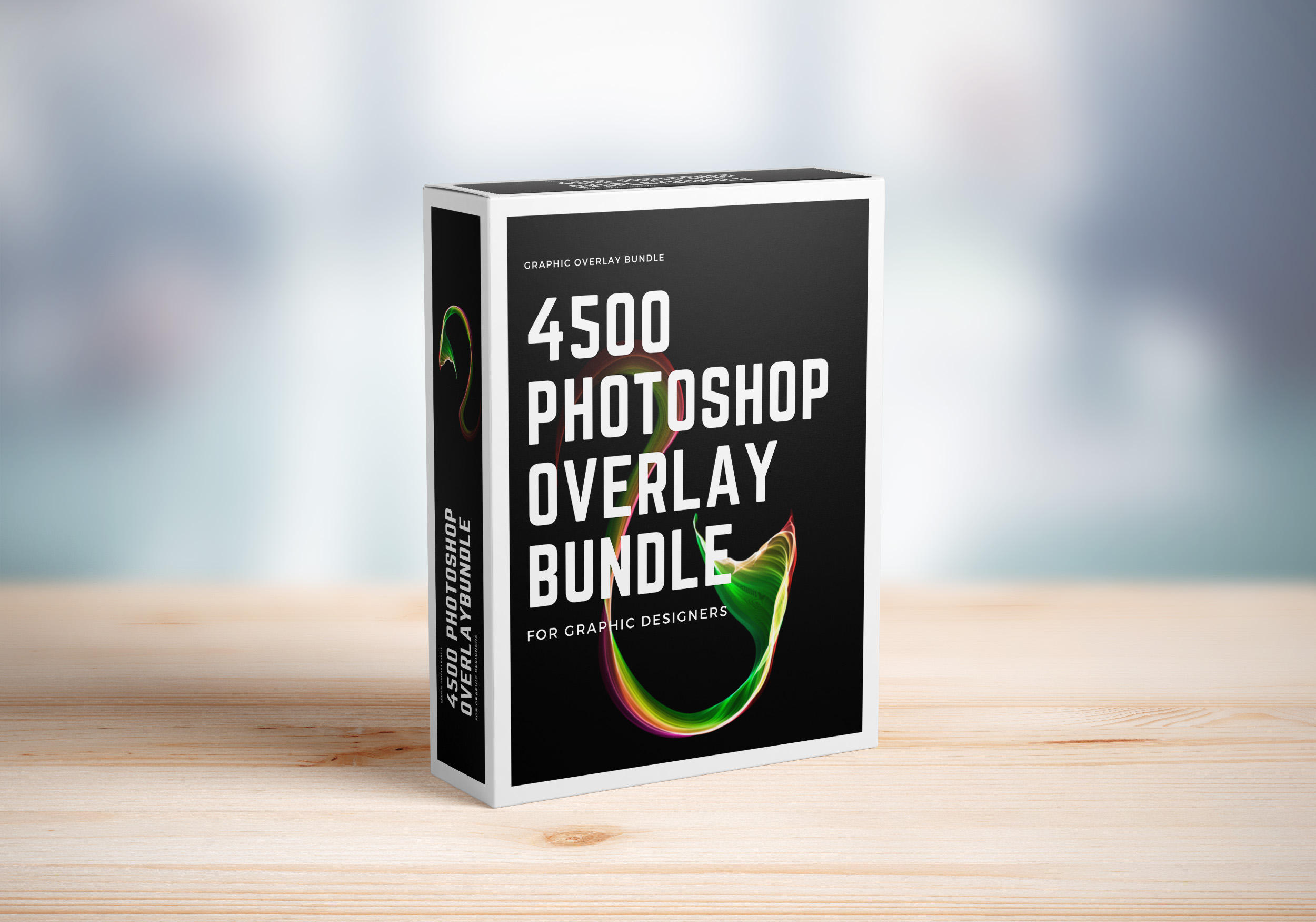 I Will Give 4500 Graphics Overlay Bundle