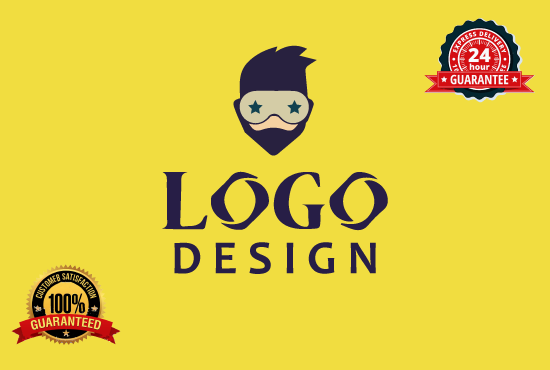I'll design professional & unique logo in 24 hours