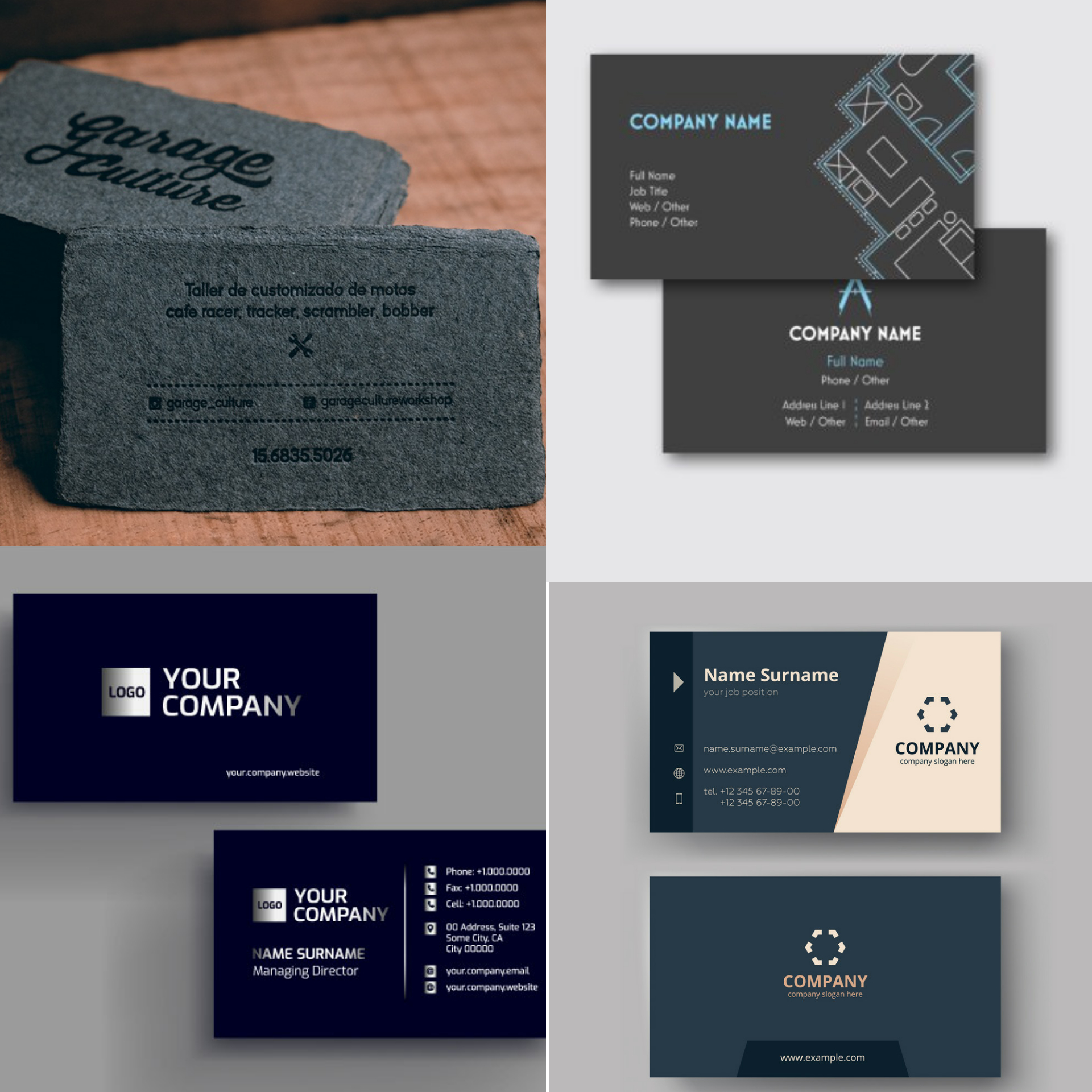 I Will Design Stunning and Professional Business Card