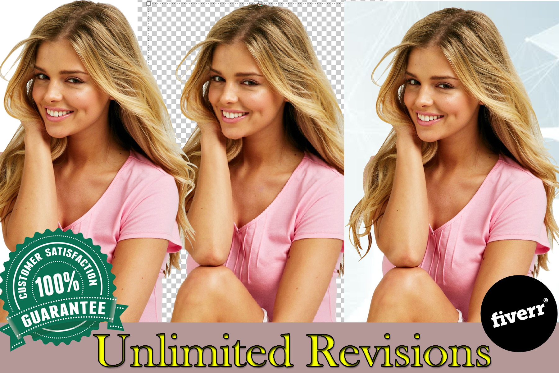 Remove Background or Cutout any 10 Images People/Product/Car/Animal/Others