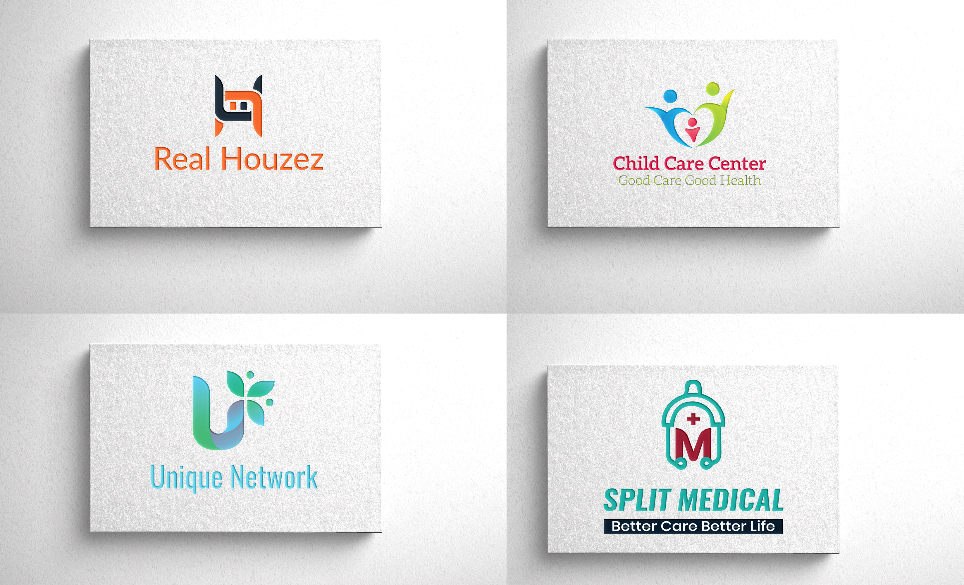 I Will Do professional Creative logo design for you Business