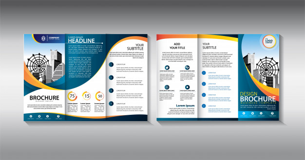I will design brochures,  flyers,  and booklets for your business