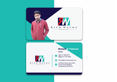I will design your business card or stationary with two concepts