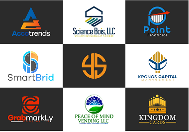 design creative logo and Modern Logo for your business