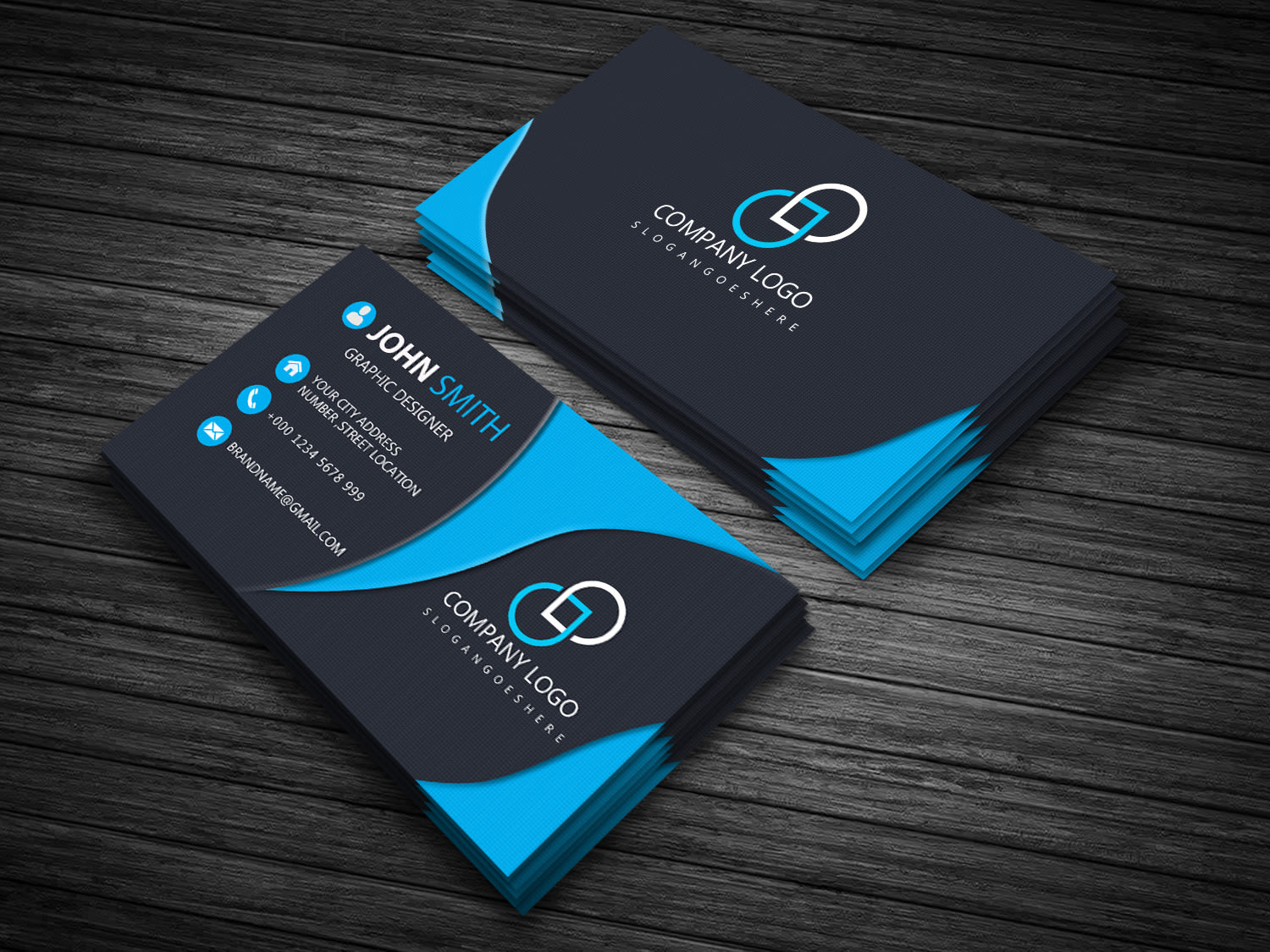 I will do business card and visiting card design for print ready 24 Hrs