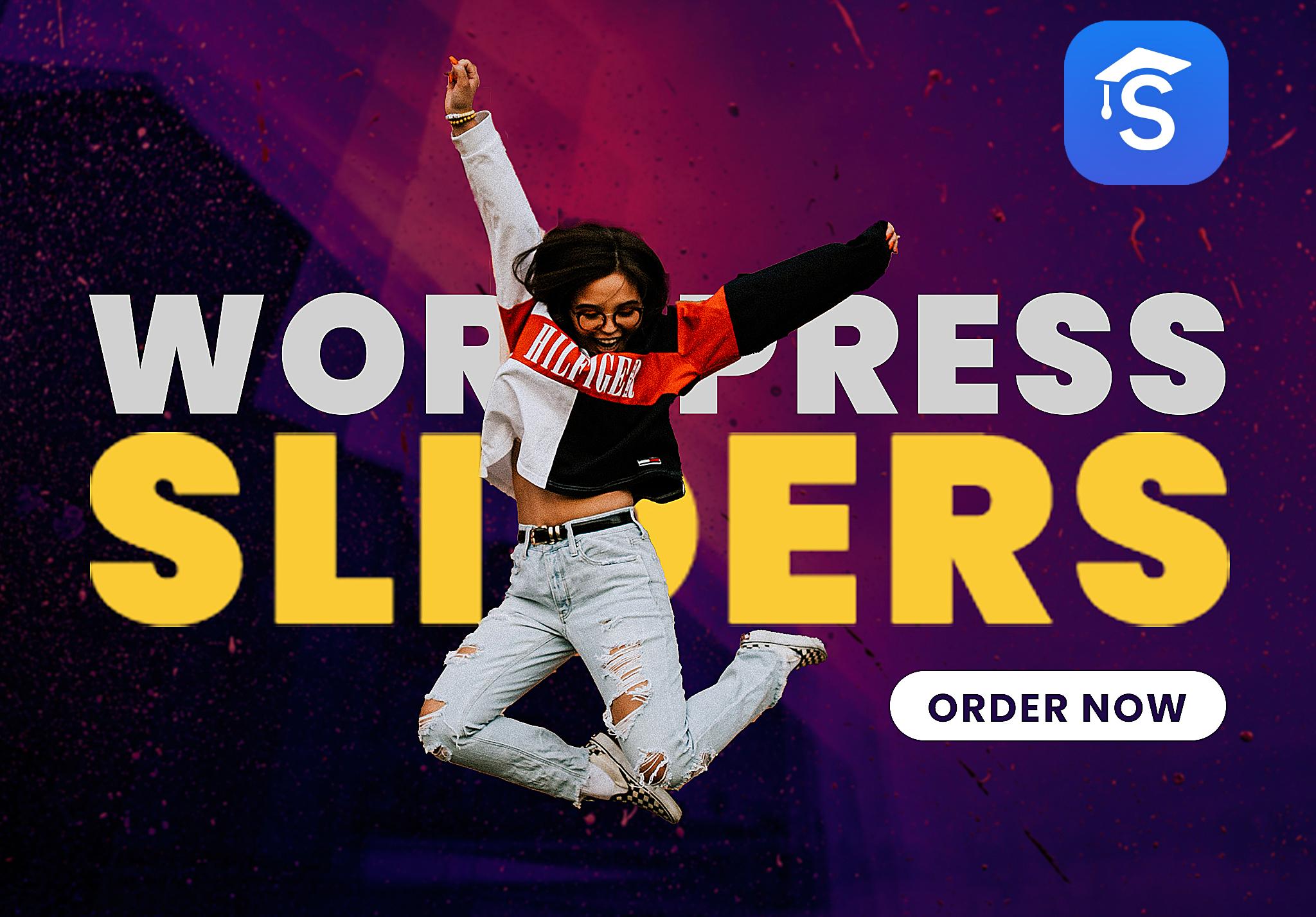 Smart Slider 3 - WordPress Responsive Website Sliders