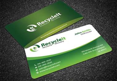 I will do professional business card design and stationary design