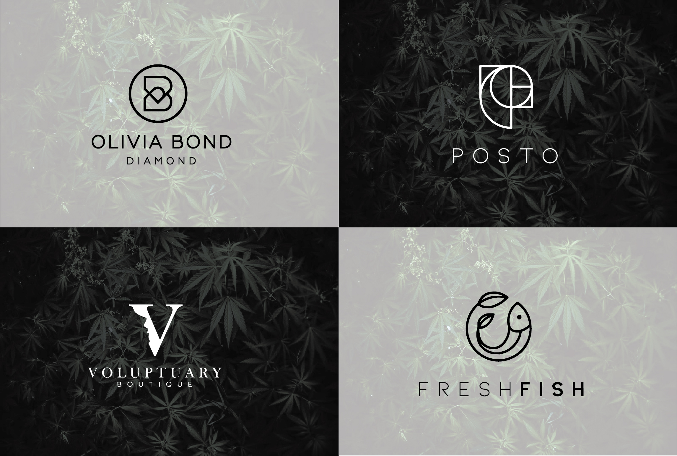 I will design a modern minimalist business logo within 12 hours