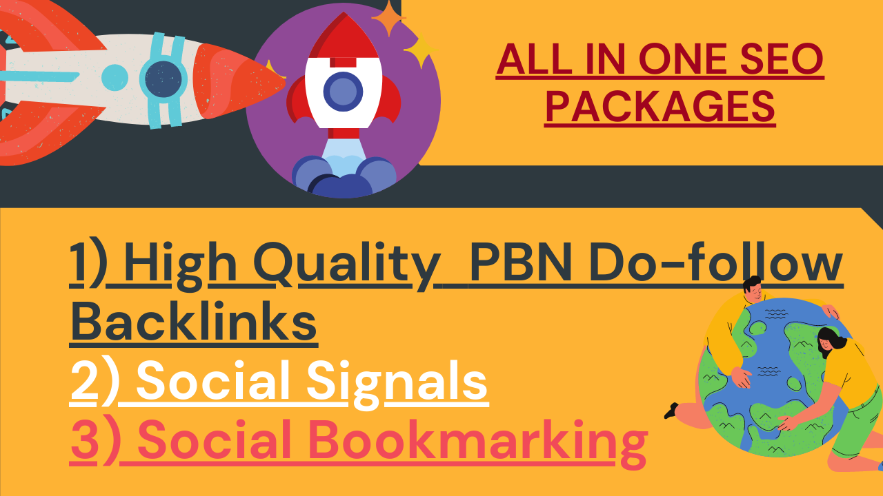 Boost Your Ranking with High Quality Do-Follow SEO Backlinks/ SEO Link buildings
